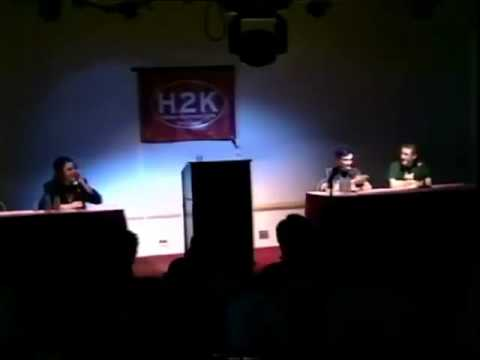 H2K (2000): DeCSS and the DMCA - Hackers vs. Corporate America