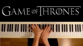 Game of Thrones - Light of the Seven (Piano cover + sheets)