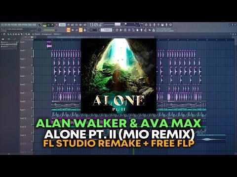 alan-walker-&-ava-max---alone-pt.-ii-(mio-remix)-[fl-studio-remake-+-free-flp]