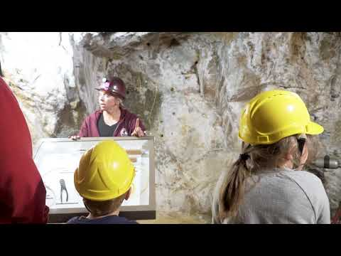 Mollie Kathleen Gold Mine In Cripple Creek, Colorado
