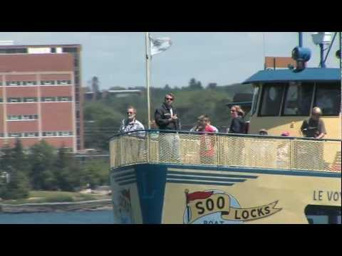 Sault Ste. Marie: The City Where Michigan Was Born