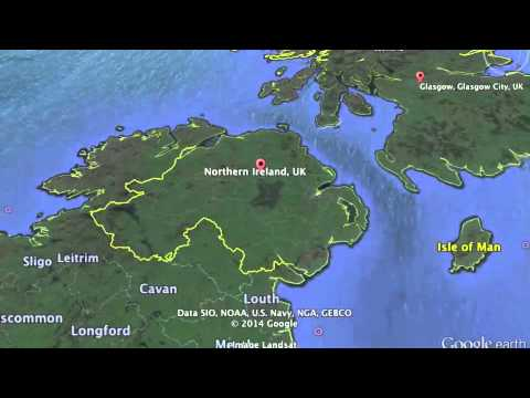 A tour of the British Isles in accents  YouTube