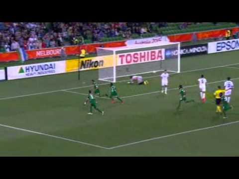 Uzbekistan go through in Asian Cup with 3-1 win over Saudi Arabia