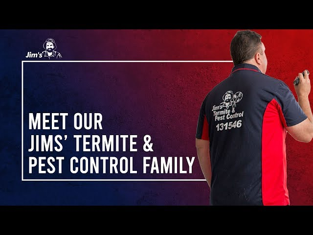 #JIMSGROUP Meet Manie, from the Jim's Termite and Pest Control Family in WA | www.jims.net |