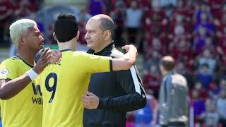 Premier League 38. Spieltag vs Wolverhampton HZ 2  + Highlights & Statistiken