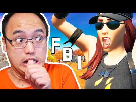 LE FBI EST ARRIVÉ SUR FORTNITE !