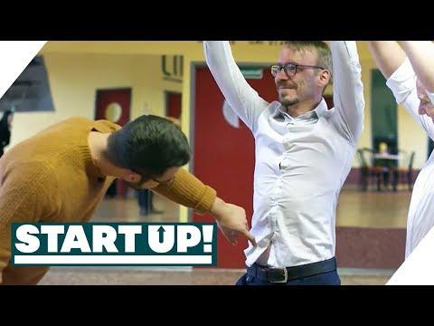 Härtetest In Der Tanzschule: Bleibt Das Hemd In Der Hose? | Start Up! | SAT.1 TV