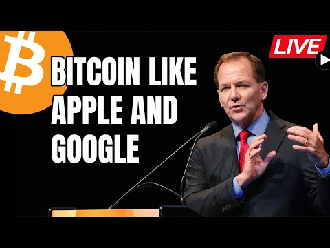 BITCOIN IS LIKE APPLE OR GOOGLE - UNSTOPPABLE // Live Bitcoin and Crypto News