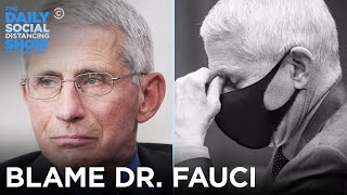 The White House Blames Fauci | The Daily Show