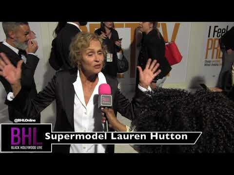 Supermodel Lauren Hutton Shares What Makes Her Feel Pretty  I Feel Pretty Premiere