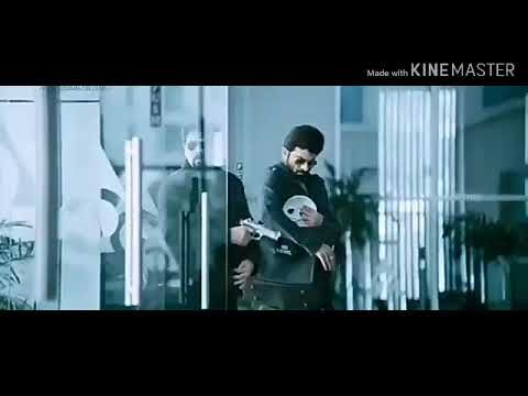 South India movies bank robbery scene