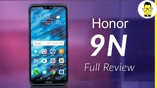 Honor 9N review: a good alternative to the Redmi Note 5 Pro