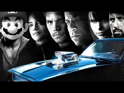 Fast and Furious 7 official trailer by NMA ~ with Mario ...Fast And Furious 7 Trailer Official 2013 Full Movie