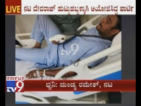 Mandya Ramesh Reacts Over Actors Darshan, Devraj & Prajwal Car Accident