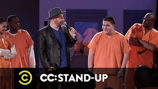 Jeff Ross Roasts Criminals: Live at Brazos County Jail - Speed-Roasting Prisoners - Uncensored thumbnail