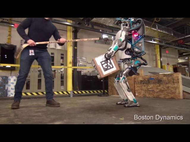 Robot College van Mathijs Bouman