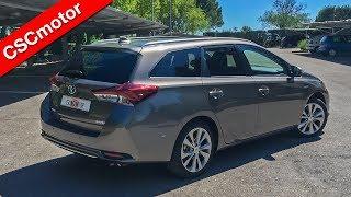 Toyota Auris - 2017   Revisión rápida