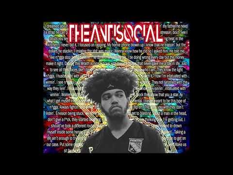theantisocial - Lyrically Ambitious