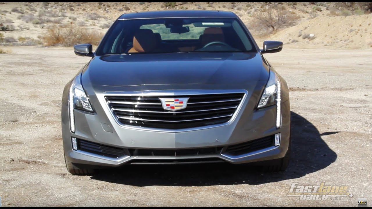 Cadillac CT6 First Drive and Review