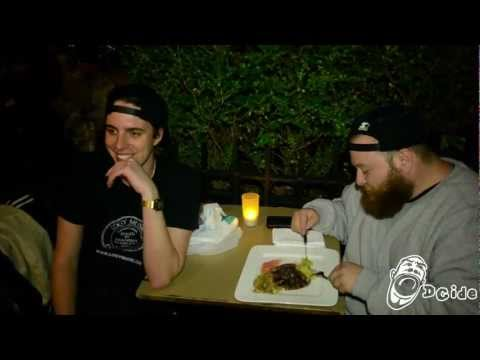 Dinner With Action Bronson & Statik Selektah, Part 3 - Seconds With Harry Fraud
