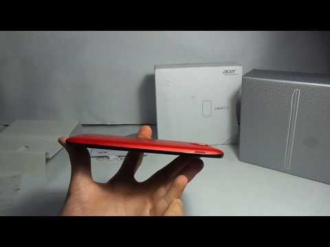 Acer Liquid S2 okostelefon kicsomagoló videó | Tech2.hu