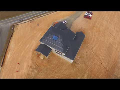 Renewable Energy Deisgn Group - Drone Footage
