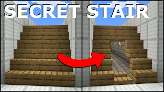 Minecraft: 5 Simple Redṡtone Builds!