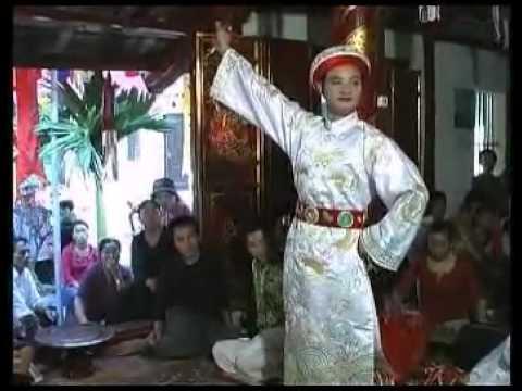 Thanh Đồng Nguyễn Văn Được hầu thánh phần 1