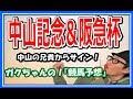 【中山記念/阪急杯2018】予想動画!今週は中山の兄貴からサインが出てる!?東西音楽…