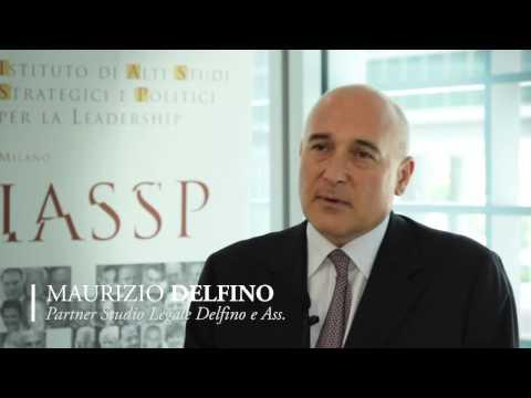 Maurizio Delfino, IASSP - Workshop l'Italia non è Finita, L'export ci Salverà - 28/29 Giugno 2012