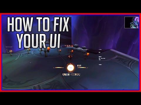 Tips for a Beautiful Custom UI   WoW Addon Guide