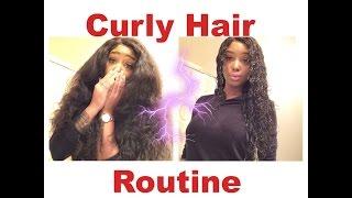 Baixar Easy Curly Hair Routine !!!!!!!