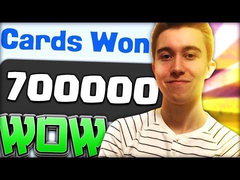 700K CARDS WON!! Best Graveyard Control Deck (Stream Highlights #23) — Clash Royale