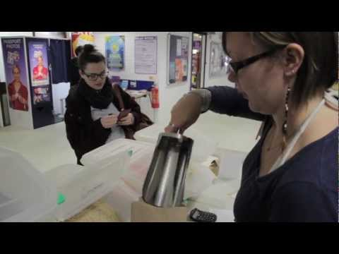 Student food co-ops: Brighton and Sussex