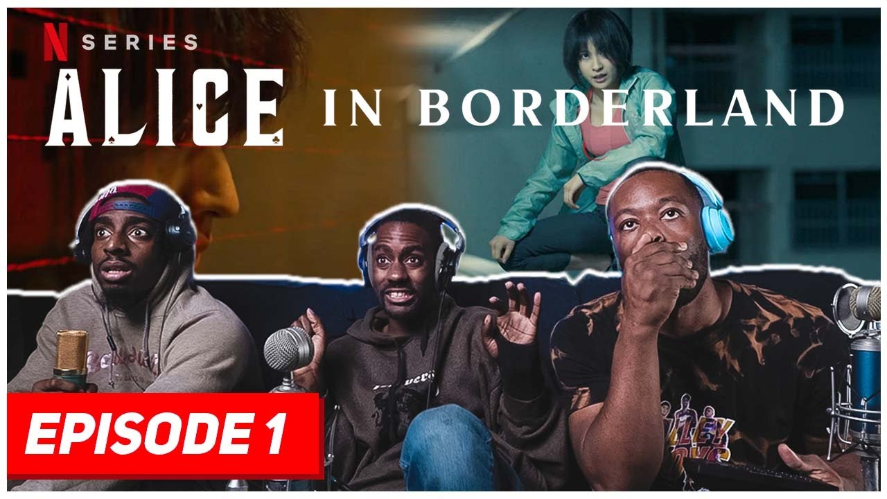 Download Alice In Borderland 1X1 REACTION   Season 1 Episode 1 (YO THIS SHOW IS GOING CRAZY!!!)
