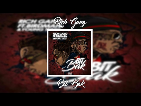 Young Thug - Bit Bak Feat. Birdman  (Prod. By TM88) | +Lyrics
