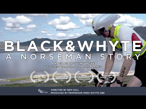 Black & Whyte - A Norseman Story (Award winning Documentary )
