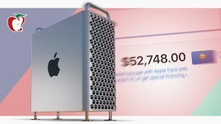 Apple's New Mac Pro Can Cost Up To $53,000! 😱😱😱