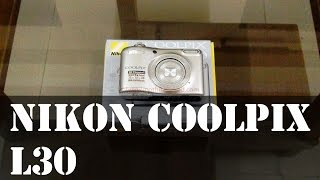 Nikon Coolpix L30 Unboxing & Full Review: Features, Performance, Samples