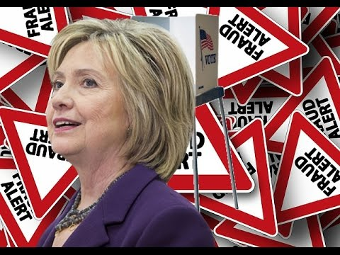 Thousands of Fraudulent voter Ballots have been Found Marked For Hillary Clinton!!!!