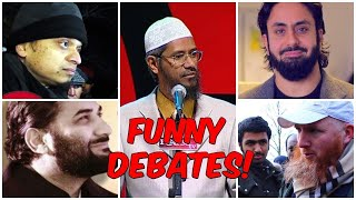 Muslims vs Christians! Funny Debate Fails