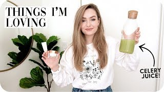 Things I'm Loving 2019! Day in my Life Vlog