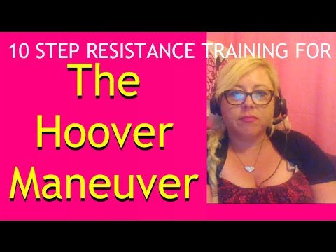 10 Steps to Become Immune to Narcissistic Hoovering