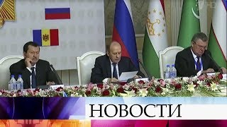 Борьбу с международным терроризмом обсуждали в Душанбе.