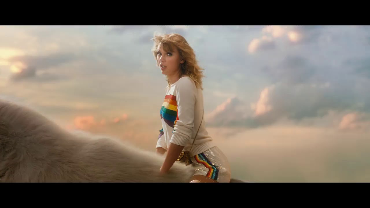 Taylor Swift NOW (commercial)