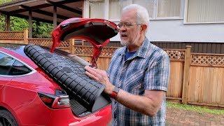 Tesla Model 3: Why I chose Tesla Floor Mats - My detailed review thumbnail