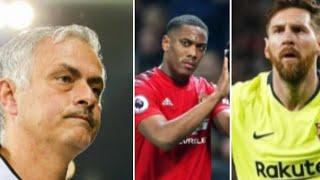 Mourinho viré de Manchester United !!! Monaco veut se renforcer avec batshuayi / martial veut partir