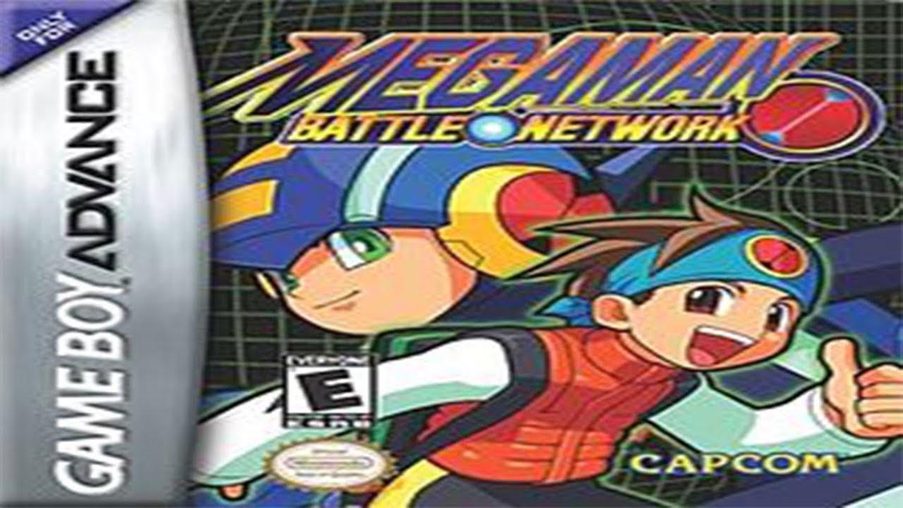 Mega Man Battle Network 6 gba .Cia para 3DS – shotxplay