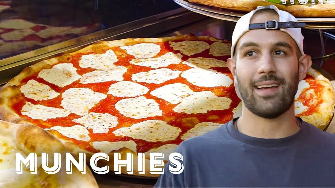 The Original New York Slice: The Pizza Show