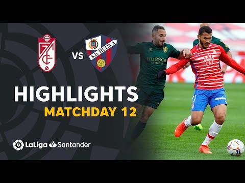Granada Huesca Goals And Highlights